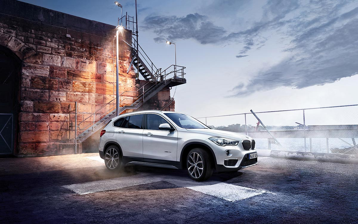Second Generation: The all new BMW X1 2