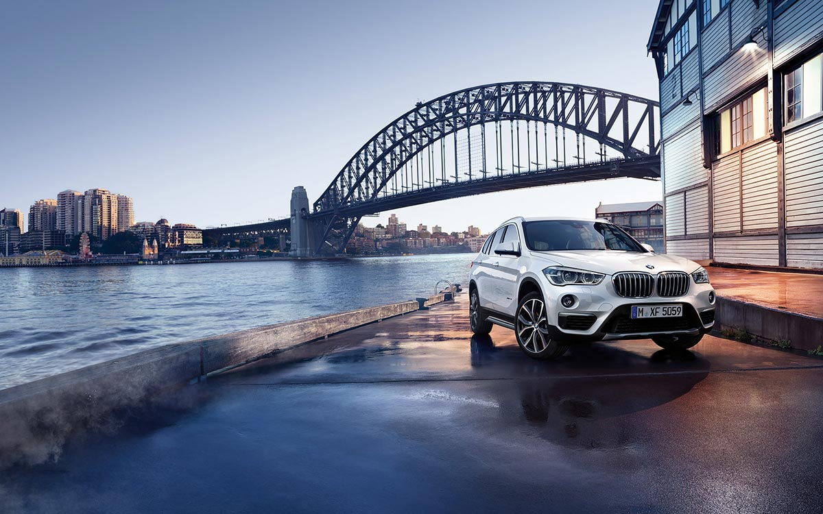 Second Generation: The all new BMW X1 3