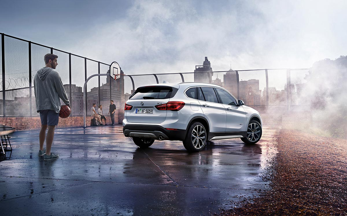 Second Generation: The all new BMW X1 5