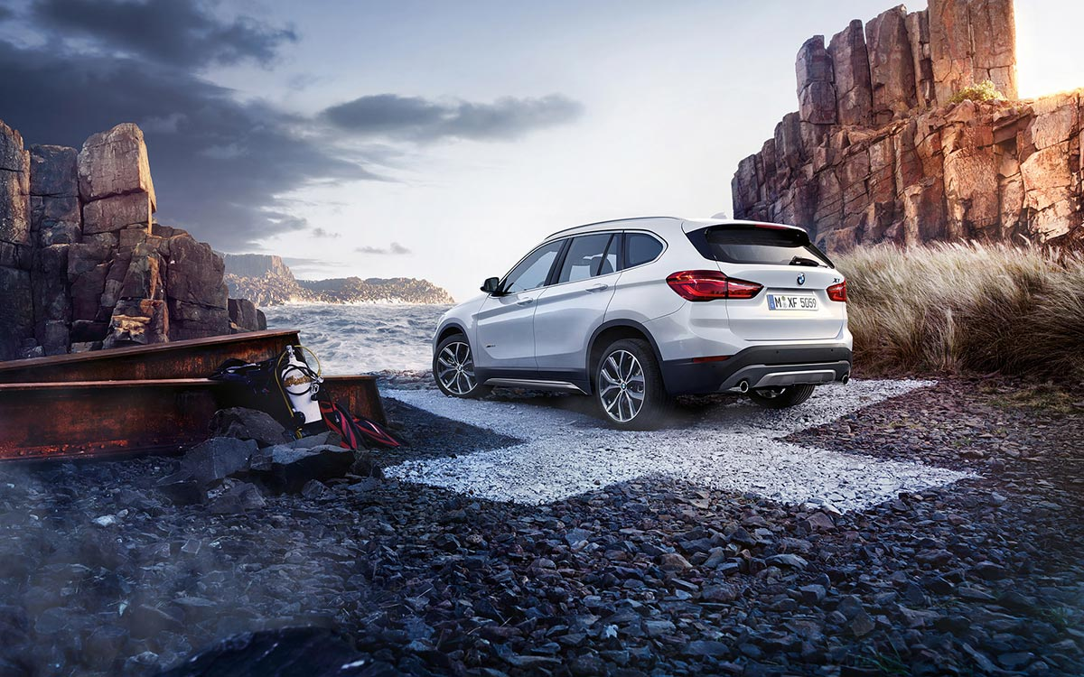 Second Generation: The all new BMW X1 8