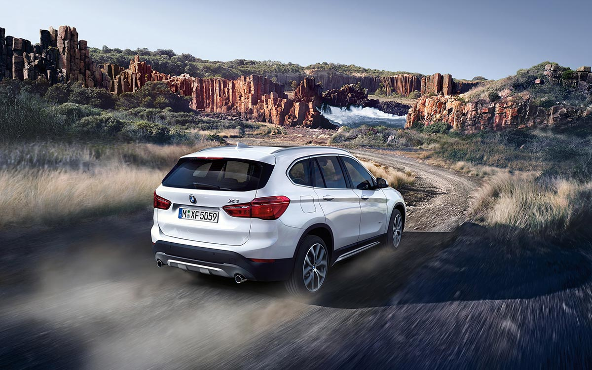 Second Generation: The all new BMW X1 9