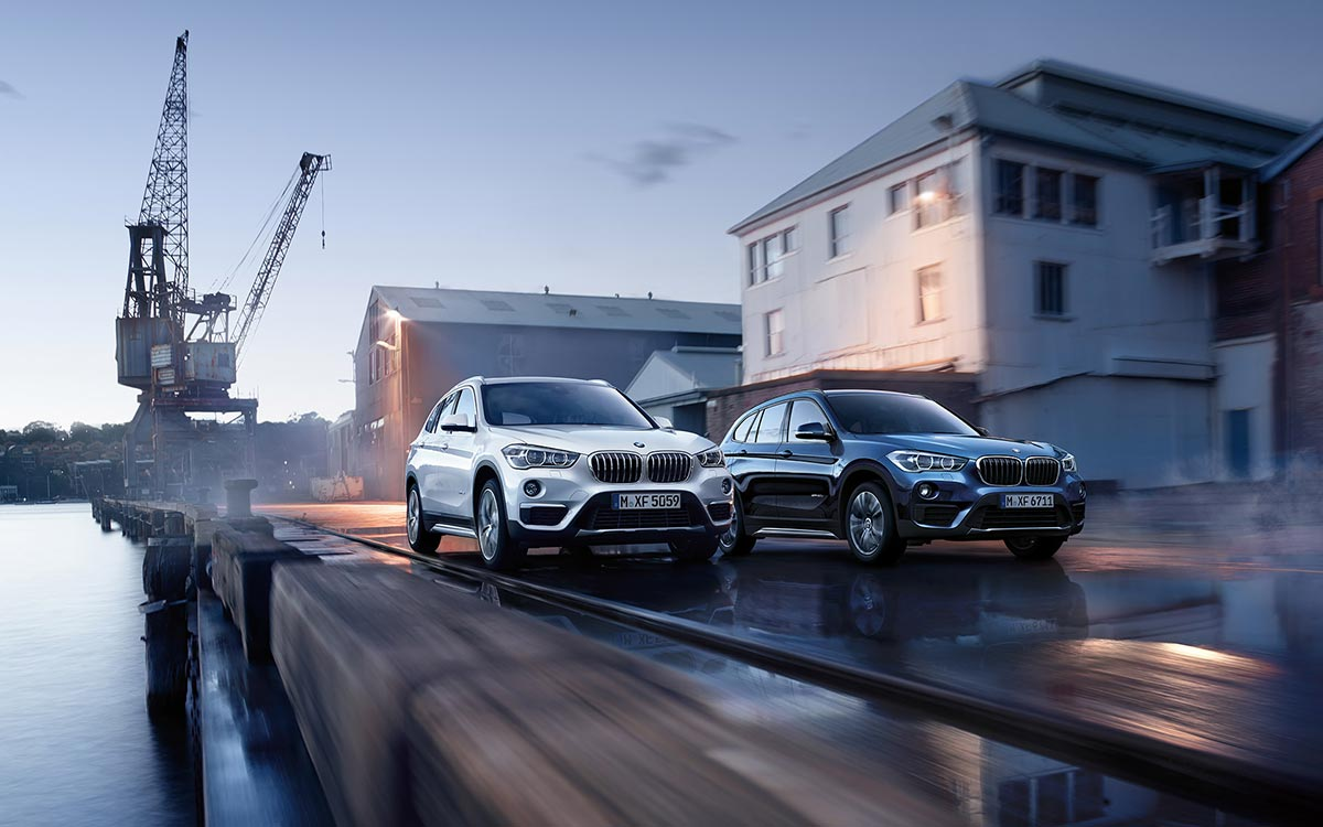 Second Generation: The all new BMW X1 10