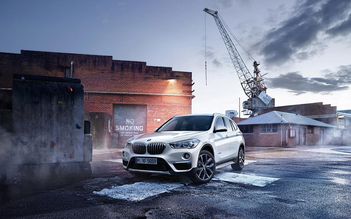 Second Generation: The all new BMW X1 1