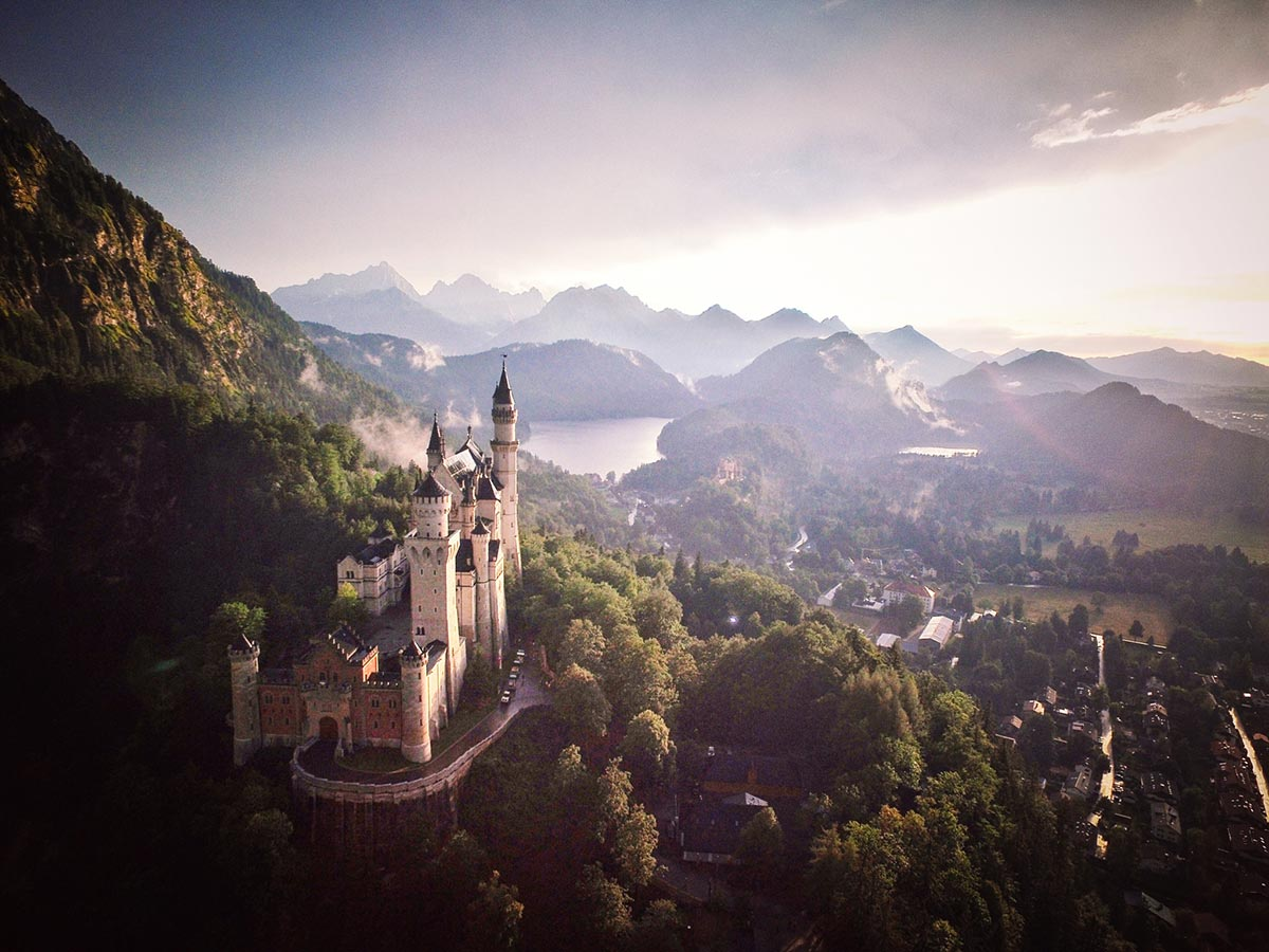 15 of the Most Beautiful Drone Pictures 14