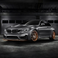 The New BMW Concept M4 GTS