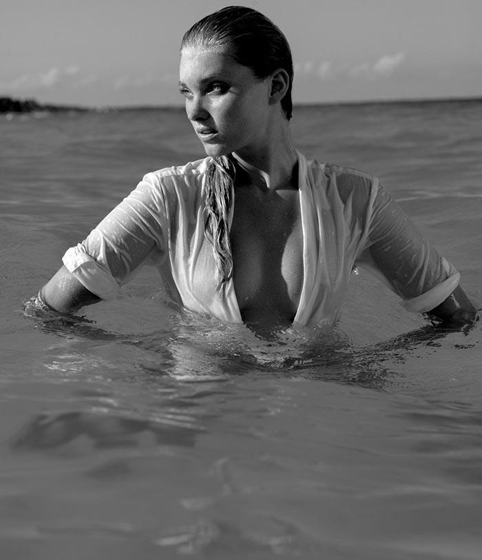 Victoria's Secret Angel Elsa Hosk for GQ Mexico 12