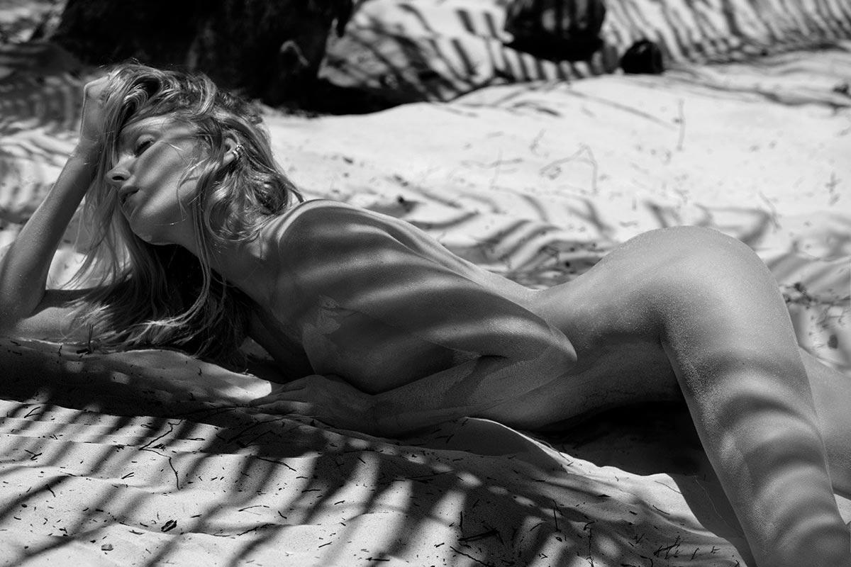 Victoria's Secret Angel Elsa Hosk for GQ Mexico 13