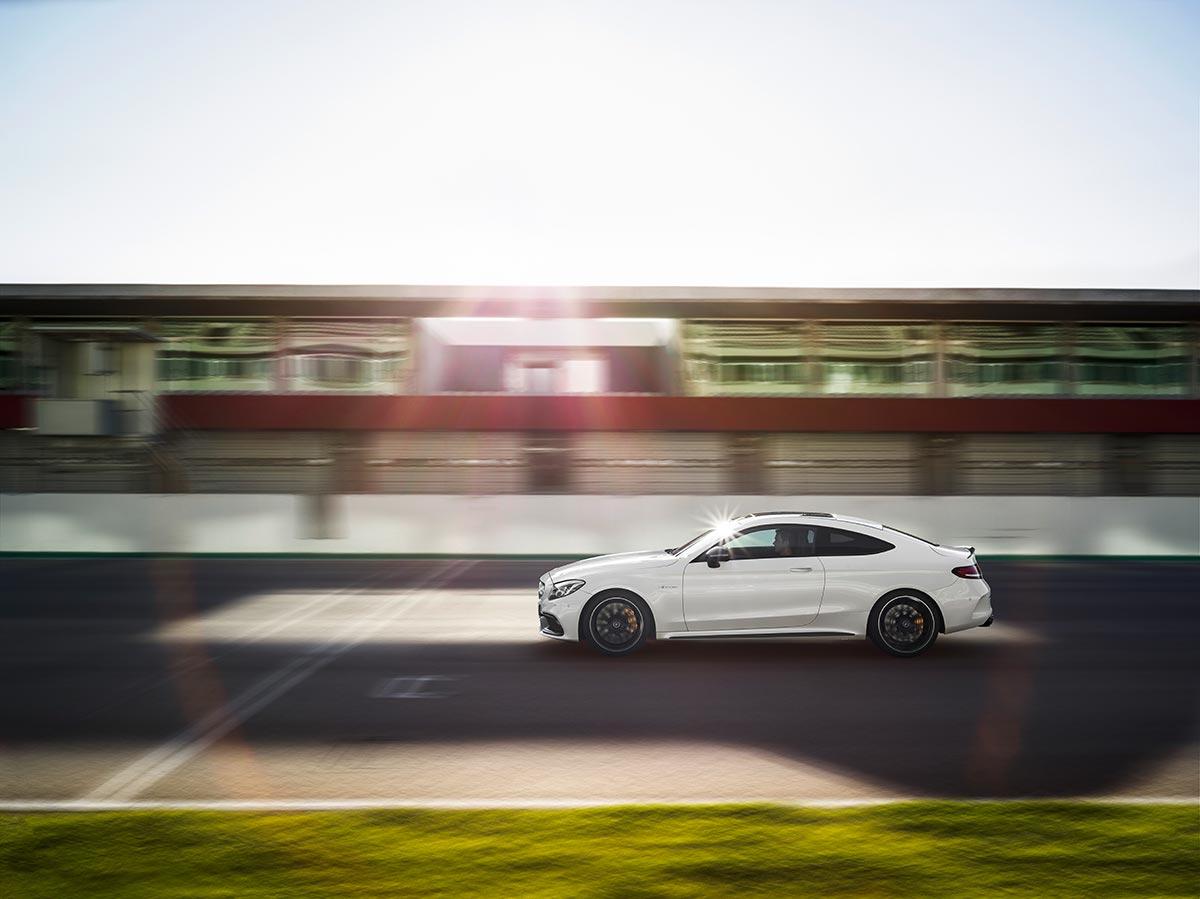 The new Mercedes-AMG C 63 Coupé 13