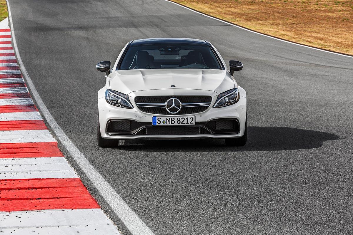 The new Mercedes-AMG C 63 Coupé 11