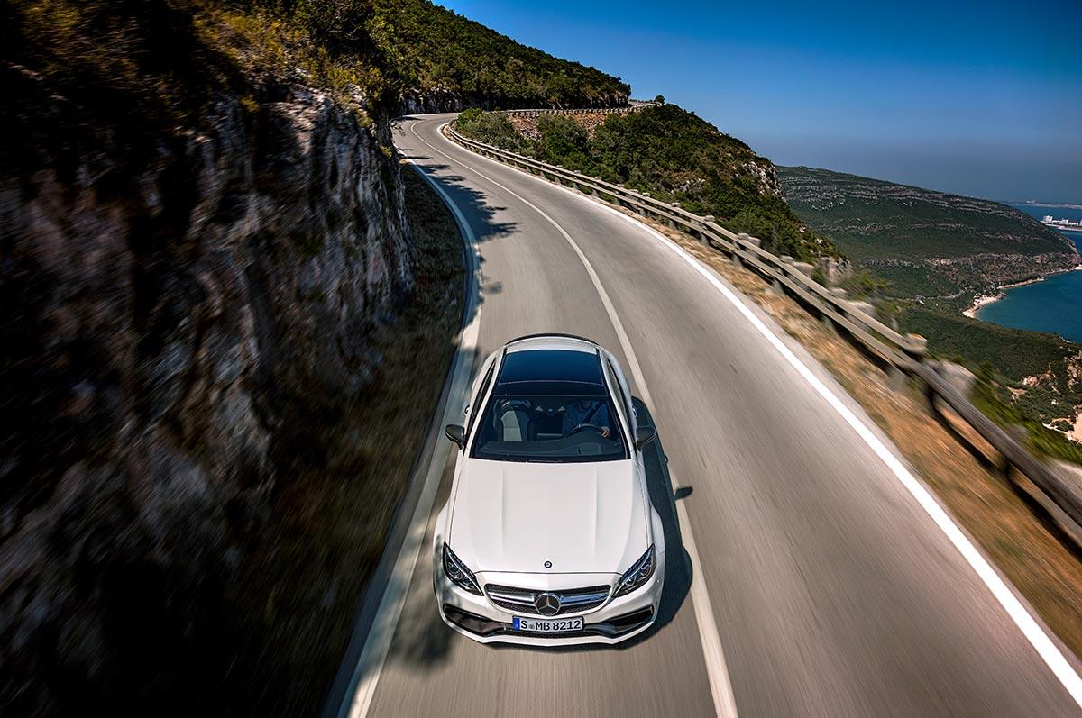 The new Mercedes-AMG C 63 Coupé 7