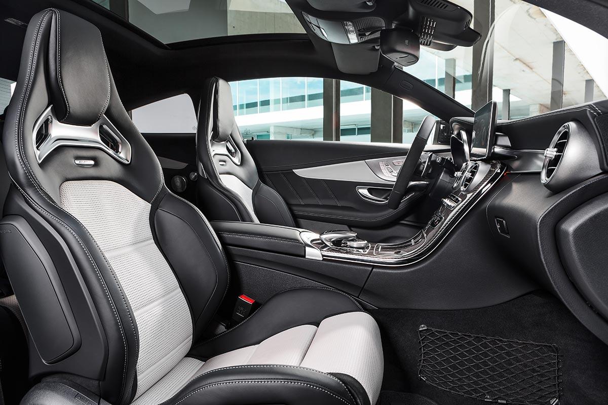 The new Mercedes-AMG C 63 Coupé 6