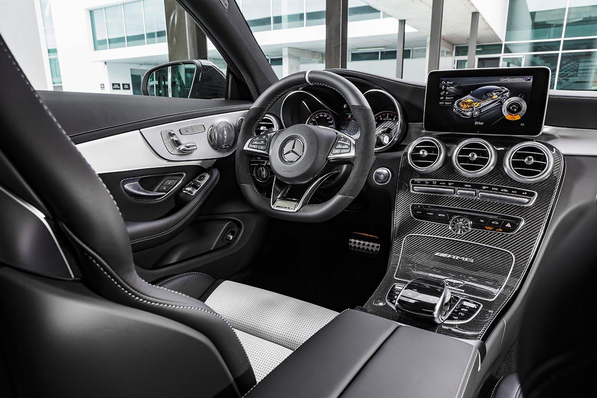 The new Mercedes-AMG C 63 Coupé 5