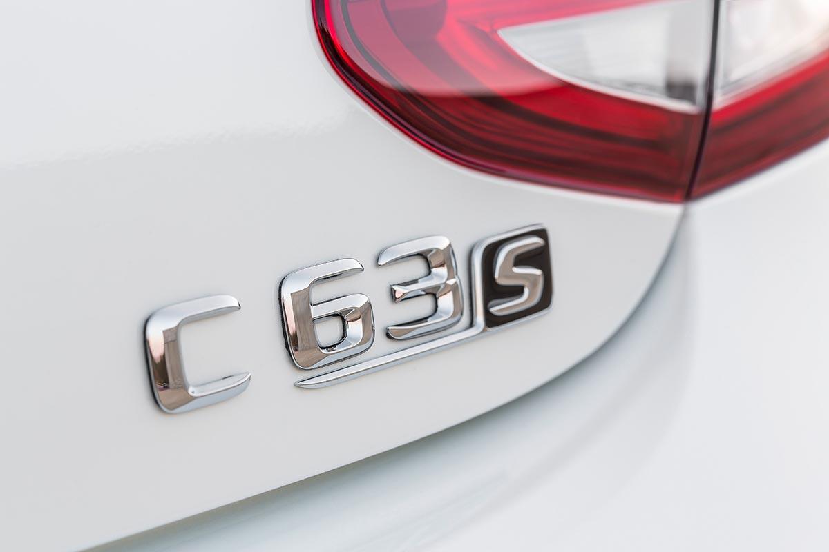 The new Mercedes-AMG C 63 Coupé 4