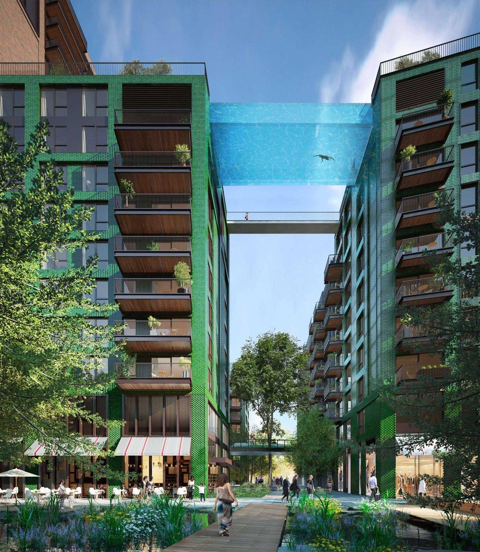 Sky Pool 01