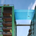 Floating above London: The Sky Pool