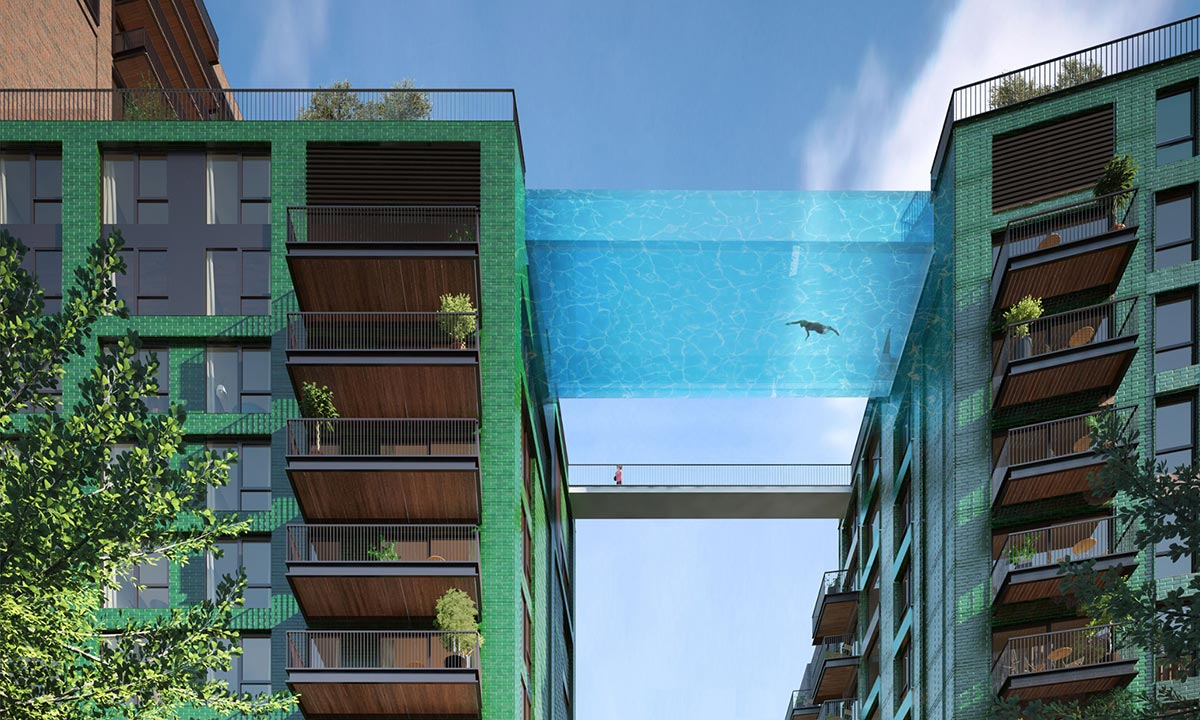 Sky Pool featured