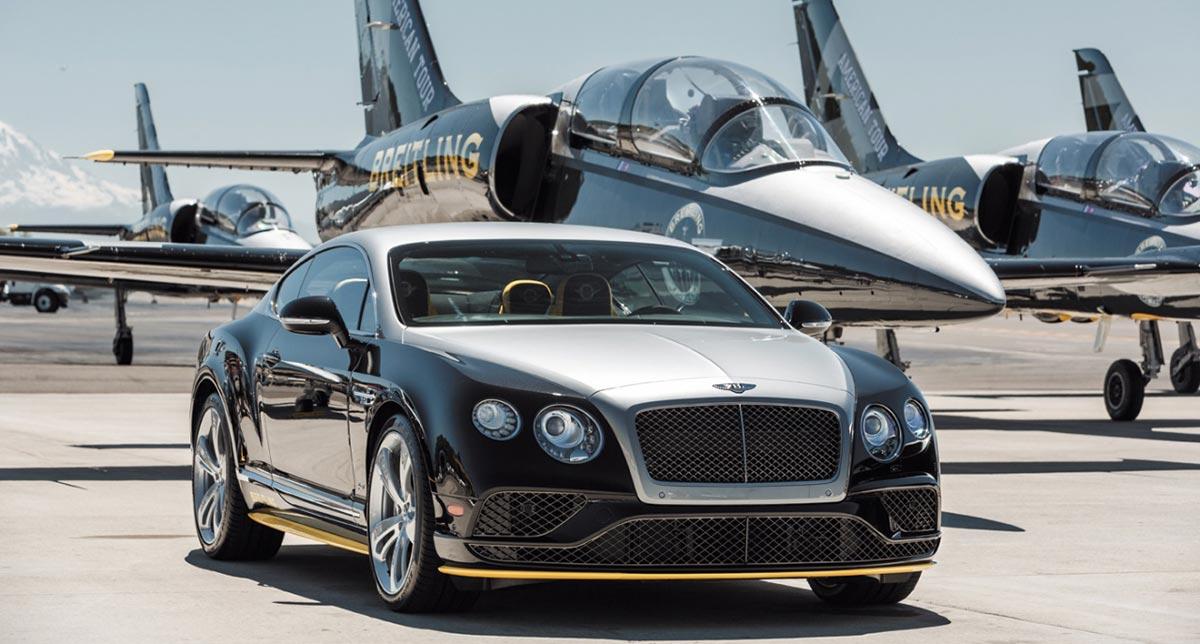 Breitling and Bentley Jet Team Series 2