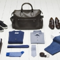 Gentlemen on Tour: How to pack your Travel Bag!