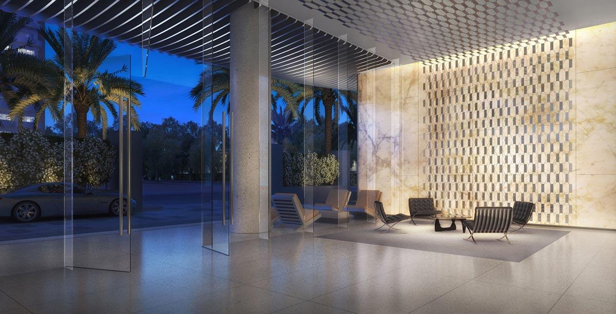 Paparazzi Proof $50 Mio. Penthouse in LA 2