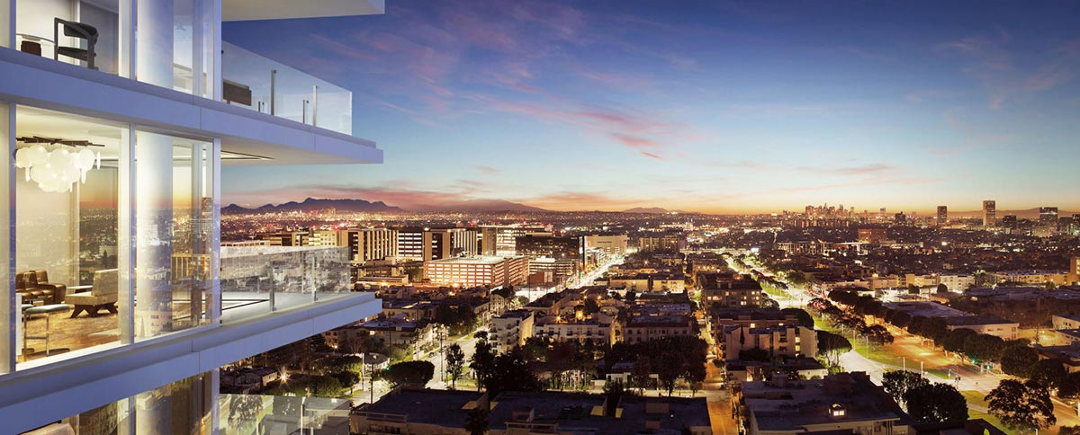 Paparazzi Proof $50 Mio. Penthouse in LA 3