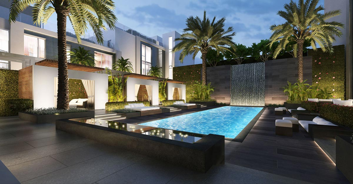 Paparazzi Proof $50 Mio. Penthouse in LA 4