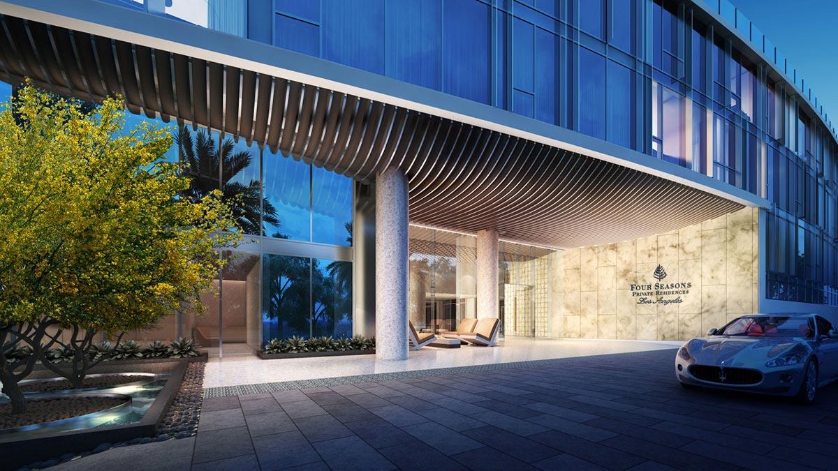 Paparazzi Proof $50 Mio. Penthouse in LA 5