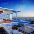 Paparazzi Proof $50 Mio. Penthouse in LA