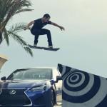 Lexus Hoverboard 10