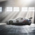 Off to the Racetrack: The New BMW M6 GT3