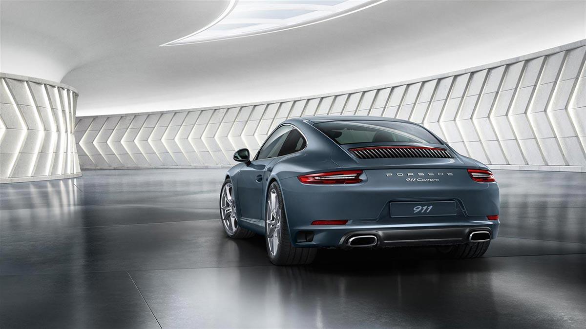 Porsche 911 Carrera 06