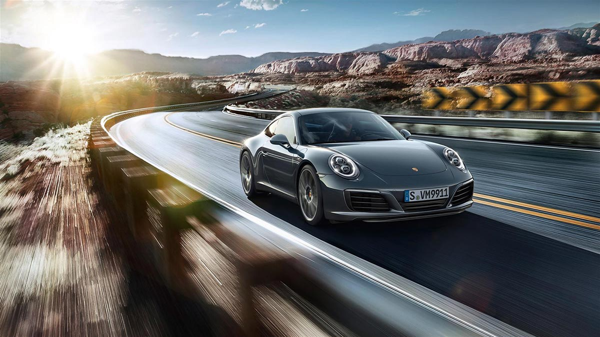 Porsche 911 Carrera 09