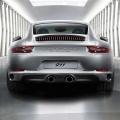 The New Porsche 911 Carrera & Carrera S