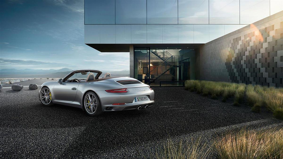 Porsche 911 Carrera S 07