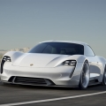 The Mission E: Porsche takes on Tesla
