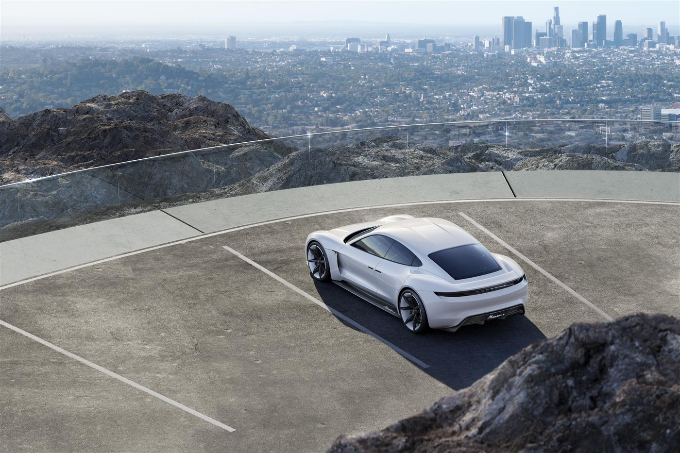 The Mission E: Porsche takes on Tesla 5