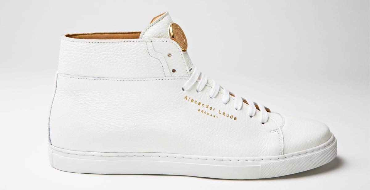 High-Top Sneaker von Designer Alexander Laude 3
