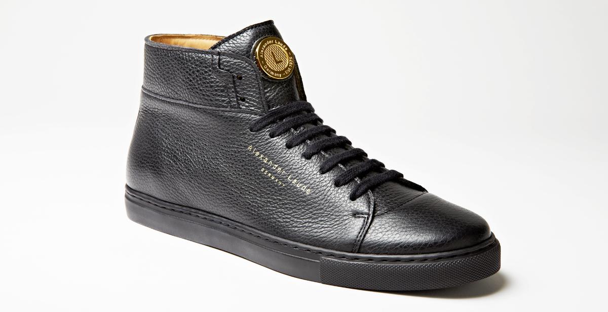 High-Top Sneaker by Alexander Laude 6