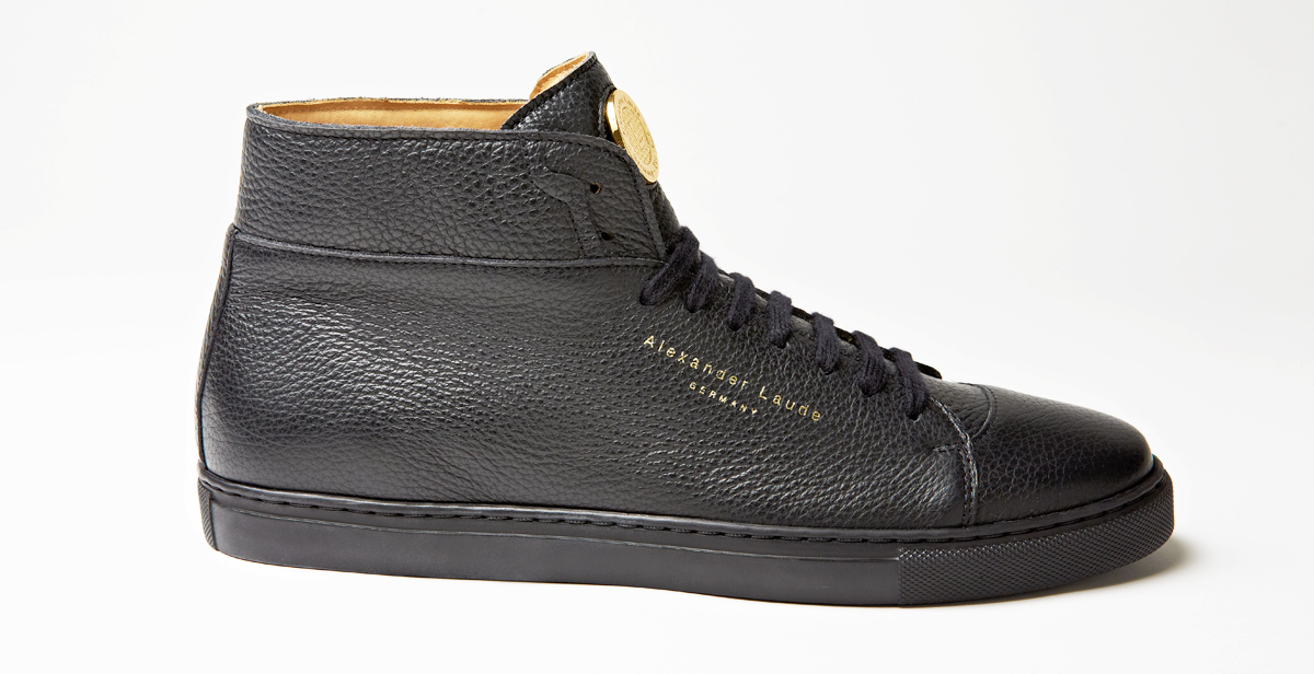 High-Top Sneaker by Alexander Laude 5