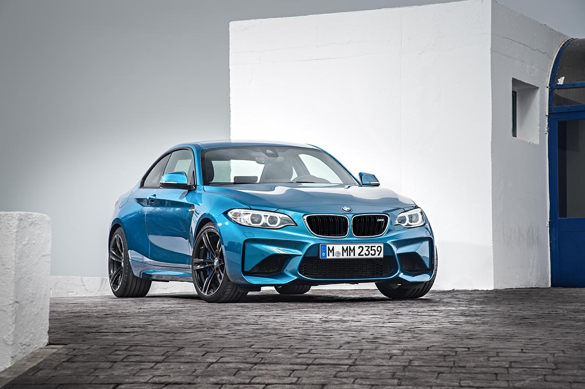 Addition to the family: The New BMW M2 Coupe 2