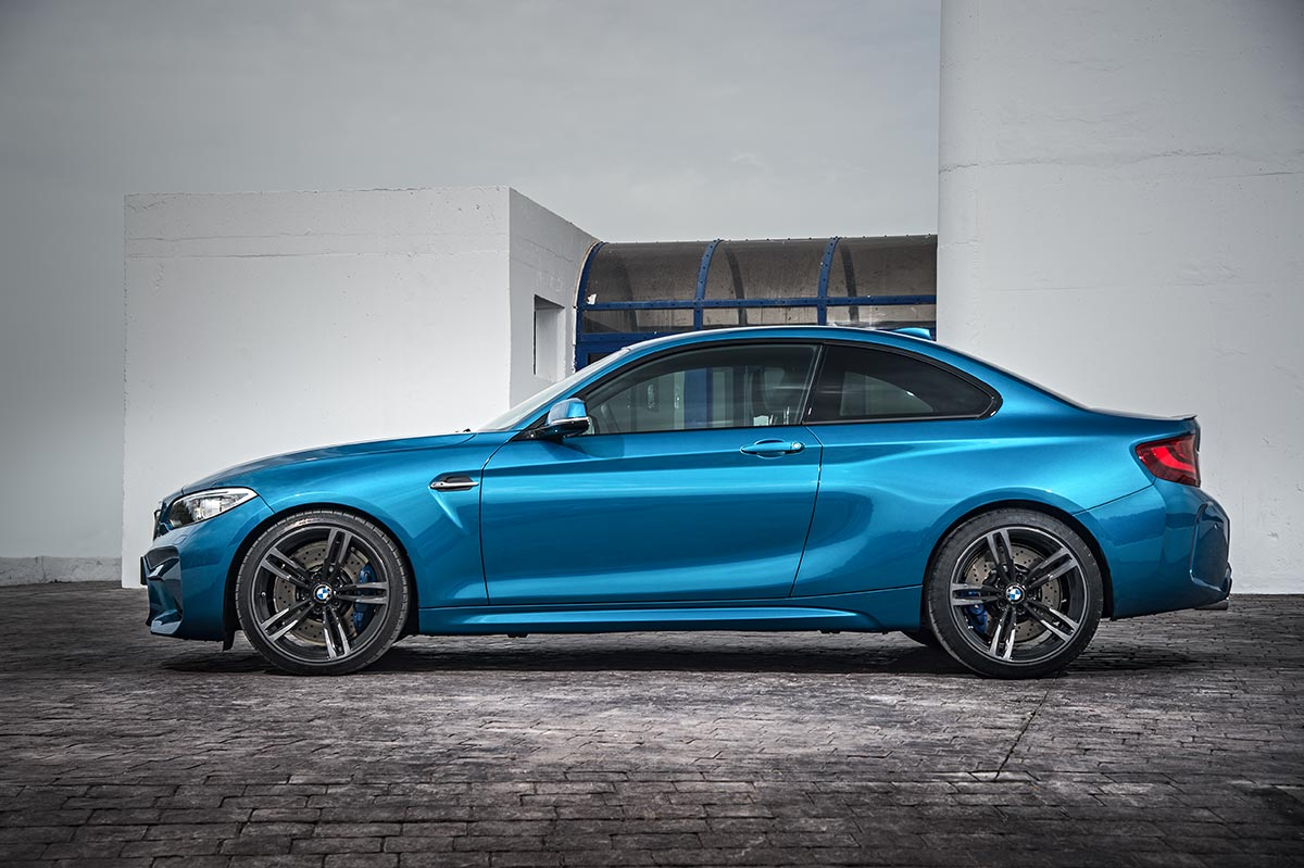 Addition to the family: The New BMW M2 Coupe 4