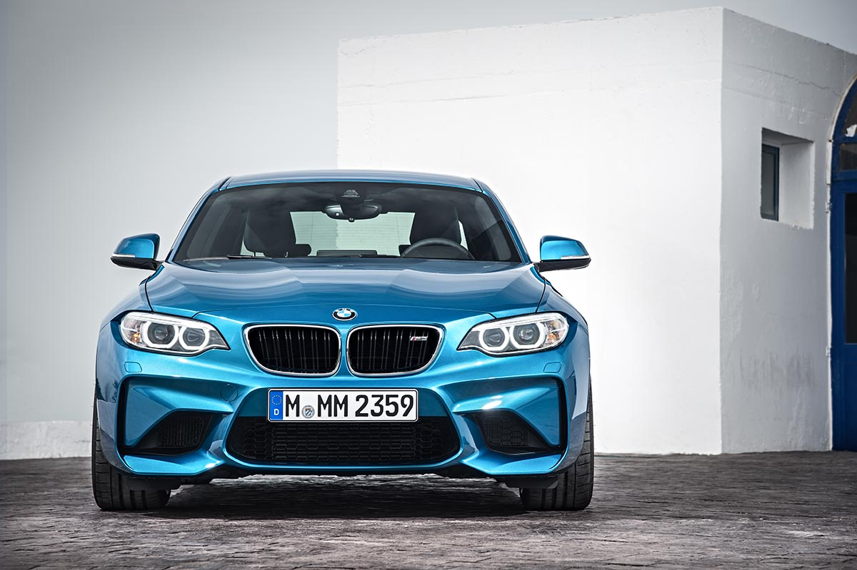 Addition to the family: The New BMW M2 Coupe 5