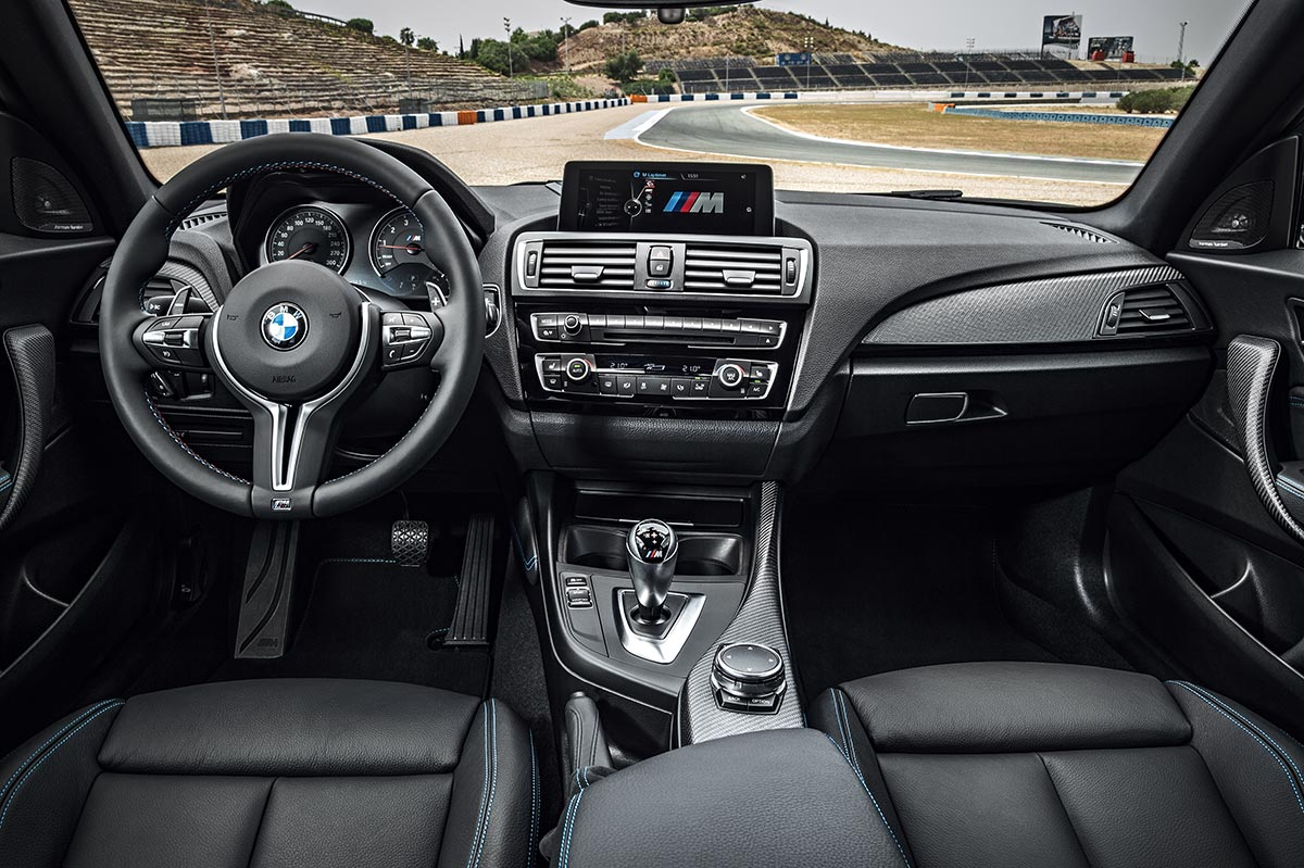 Addition to the family: The New BMW M2 Coupe 9