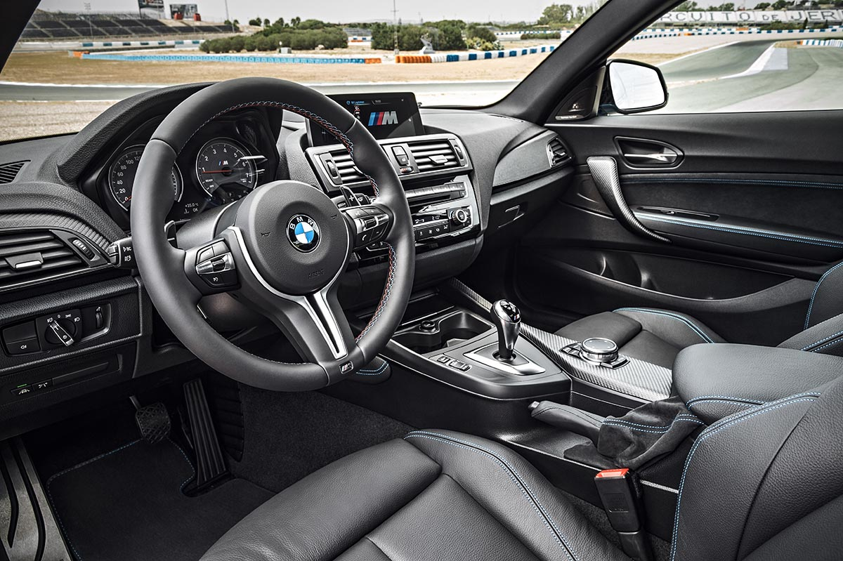 Addition to the family: The New BMW M2 Coupe 10