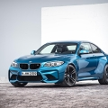 Addition to the family: The New BMW M2 Coupe