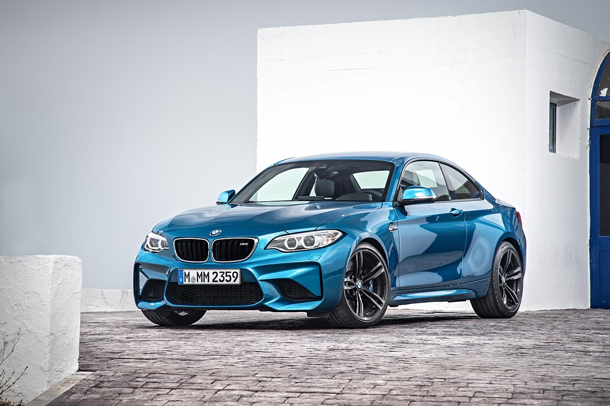 Addition to the family: The New BMW M2 Coupe 1