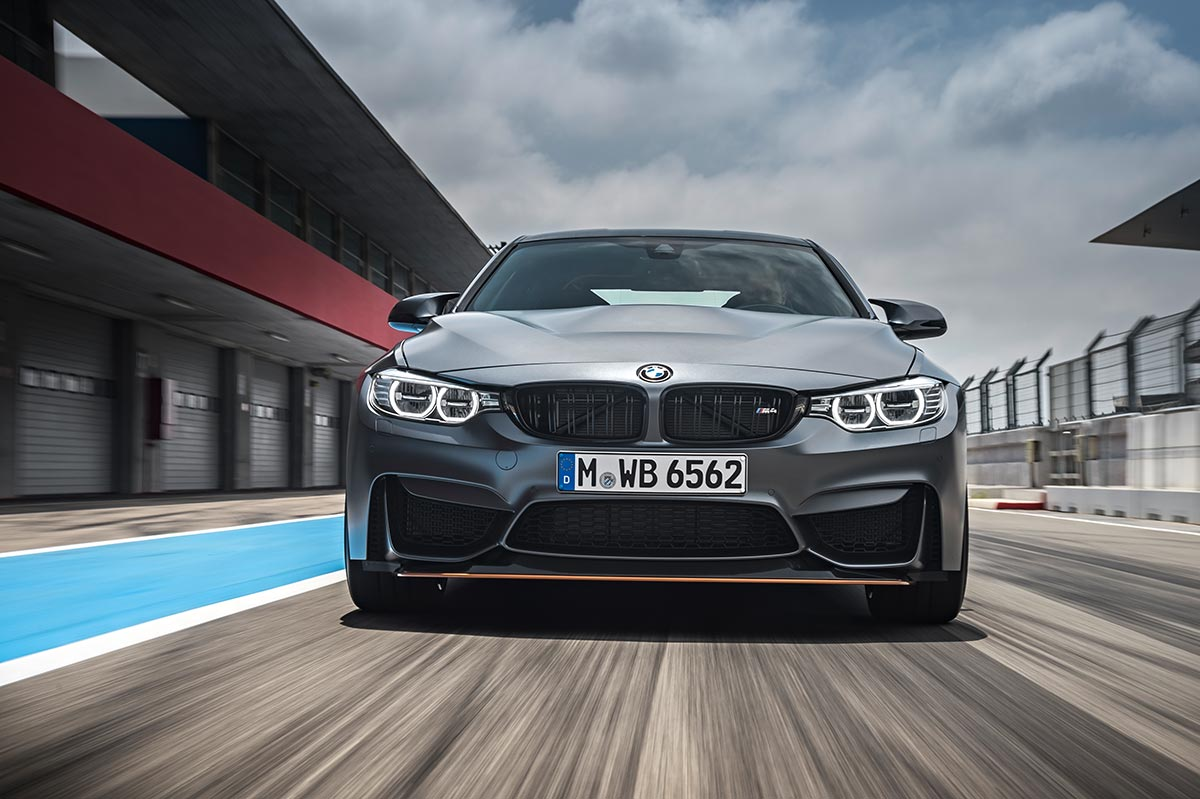 For the 30th anniversay: The new BMW M4 GTS 5