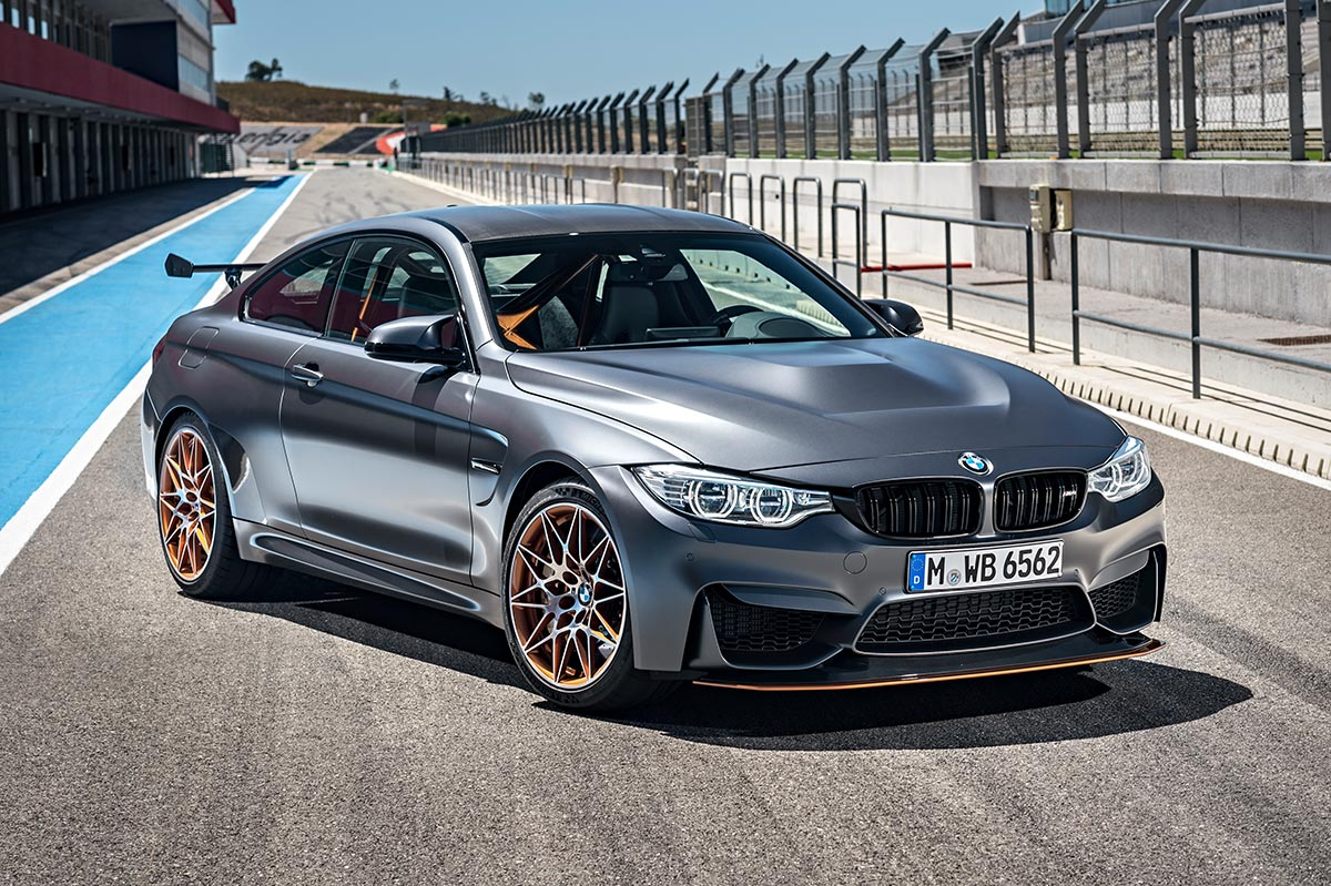 For the 30th anniversay: The new BMW M4 GTS 7