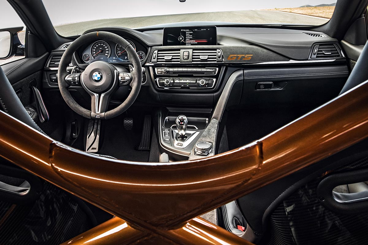 For the 30th anniversay: The new BMW M4 GTS 13