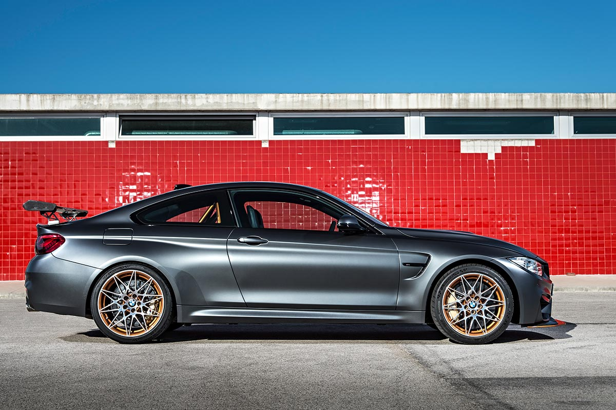 For the 30th anniversay: The new BMW M4 GTS 16