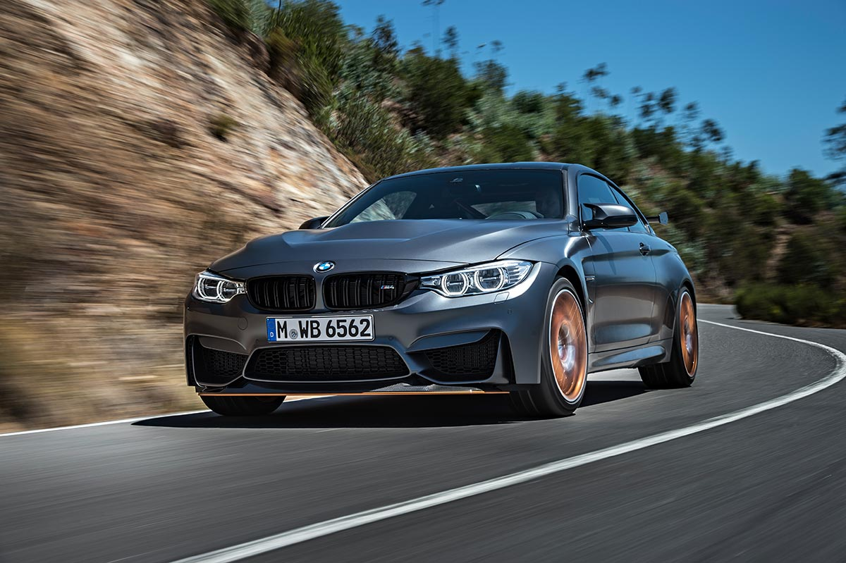 For the 30th anniversay: The new BMW M4 GTS 18